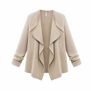 Jackets & Blazers - Women autumn blazer